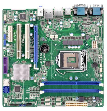 ASRock IMB-385 Intel LAN Drivers Download
