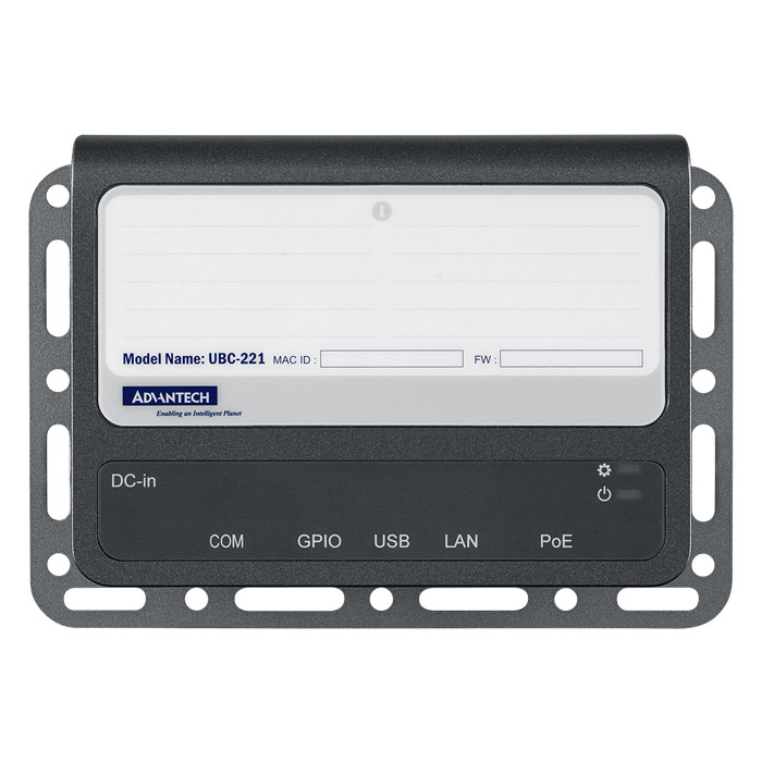 UBC-221 Ultra Compact IoT Gateway PC · Impulse Embedded Limited