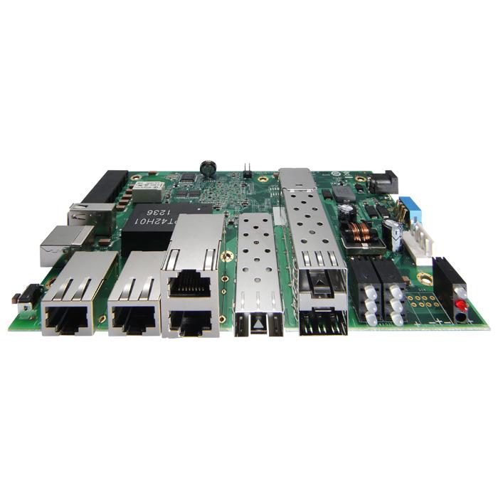 EOM-G103-PHR-PTP Managed Redundancy Module · Impulse