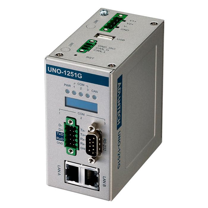 UNO-1251G ARM intelligent gateway · Impulse Embedded Limited