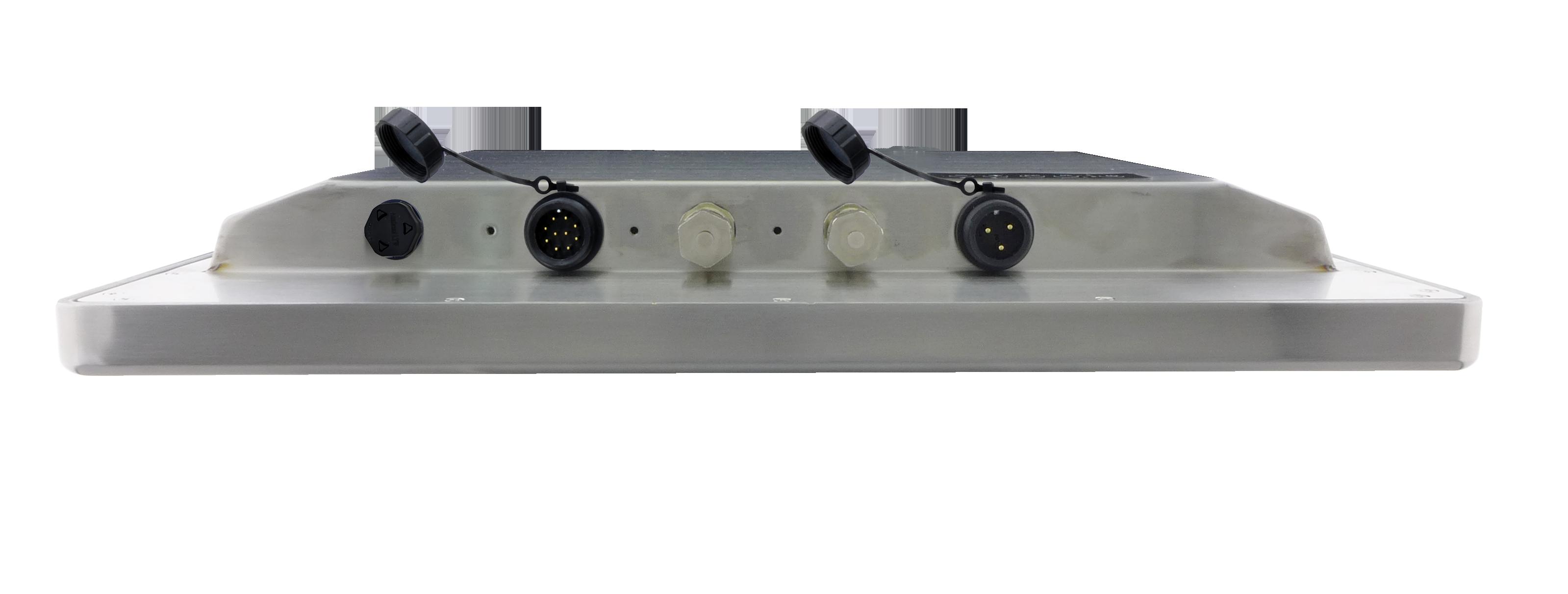 R15L600-65EX Stainless Steel ATEX display · Impulse Embedded
