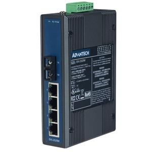 EKI-2525M Unmanaged Industrial PoE Switch