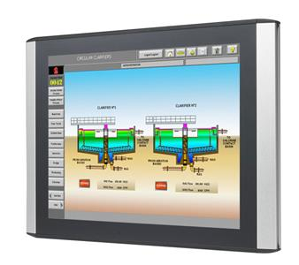 ITM-5115R-L Wall-mount Industrial LCD Display