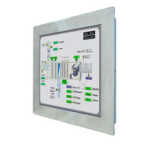 S17L500-STM1 Panel-mount Stainless Steel Display