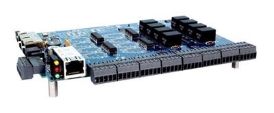 420E-OEM Ethernet Relay Output OEM Board