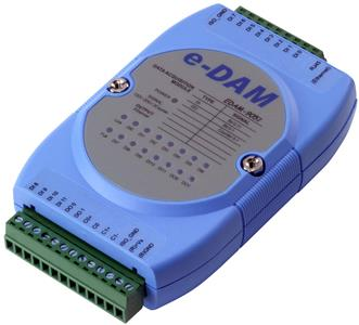 EDAM-9051 Ethernet Digital Module
