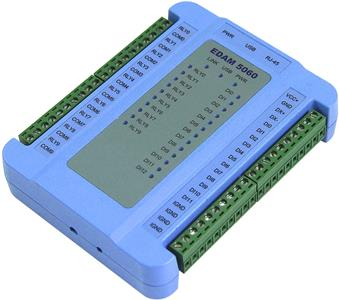 EDAM-5060 Digital Input Relay Output Module