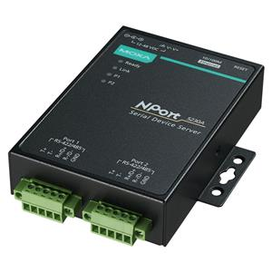 NPort 5230A Ethernet Serial Device Server