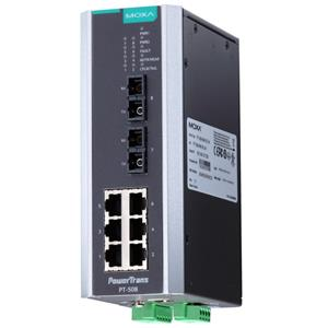 PT-508 power substation ethernet switch