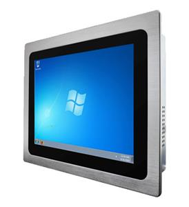W15L100-PPA2 IP65 Panel-mount LCD Display