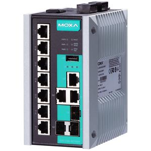 EDS-510E Managed Industrial Ethernet Switch