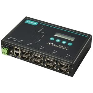 NPort 5650-8-DT Ethernet Serial Device Server