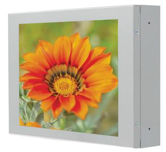R12T600-CHM1-S-PRU Wall-mount Industrial LCD Display