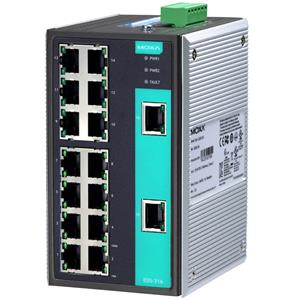 EDS-316 Unmanaged Industrial Ethernet Switch