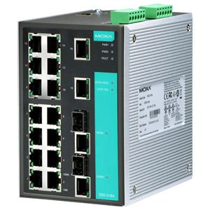 EDS-518A Managed Industrial Ethernet Switch