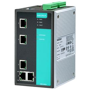 EDS-505A Managed Industrial Ethernet Switch