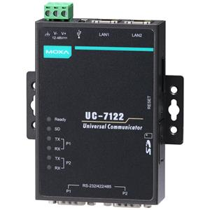 UC-7124-CE Ultra Compact RISC Embedded PC