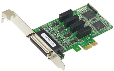 CP-134EL-A-I PCI Express Serial Card