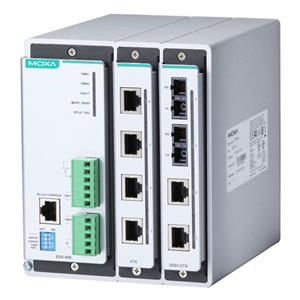 EDS-608 Managed Industrial Ethernet Switch