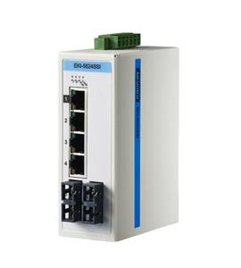 EKI-5524SSI Industrial Ethernet ProView Switch