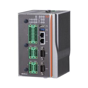 rBOX510-6COM DIN-rail Embedded PC