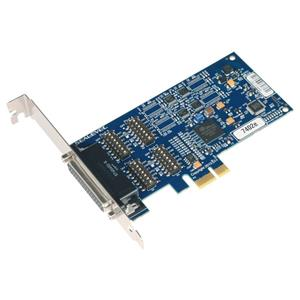 7402eS PCI Express Asynchronous Serial Card