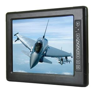 R15IB3S-MLA3HB Military Panel PC