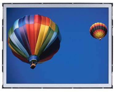 P6151O open frame LCD display