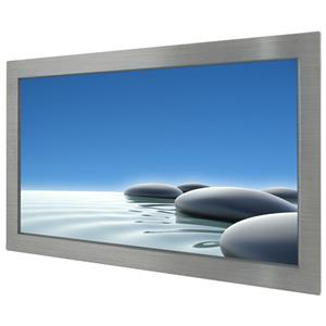 W22L100-STA3-DVI Stainless Steel Display
