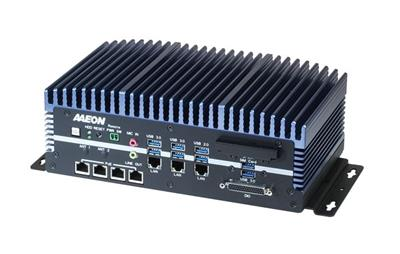 BOXER-6639M Fanless Embedded PC