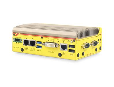 POC-351VTC Ultra Compact Embedded PC