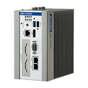 UNO-1372GH DIN-rail Automation PC