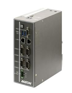 BOXER-6750 DIN rail embedded computer