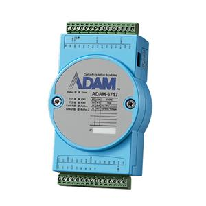 ADAM-6717 Node-RED Intelligent Gateway