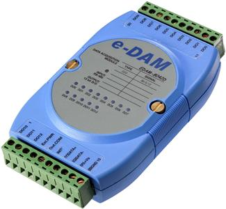 EDAM-8042D RS-485 digital output module
