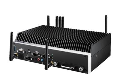 ARK-2250V  In-vehicle embedded PC