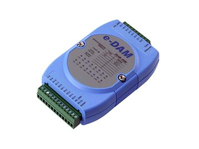 EDAM-9066A Ethernet Digital DAQ Module