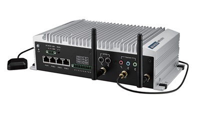 ARK-2121S Outdoor NVR Fanless Box PC