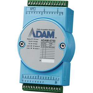 ADAM-6750 Node-RED Intelligent Gateway