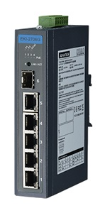EKI-2706G-1GFP Unmanaged Industrial PoE Switch