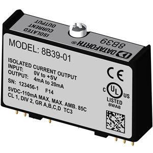 8B39 Current Output Module
