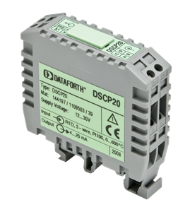 DSCP20 Temperature DIN Transmitter