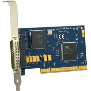 5104 PCI Synchronous Serial Card