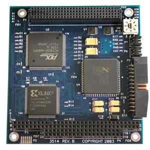 3514 PC 104 Synchronous Serial Card