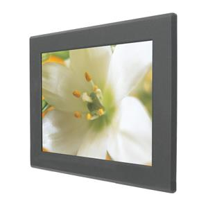 R15L100-IPA1_TR-DVI IP65 Panel-mount LCD Display
