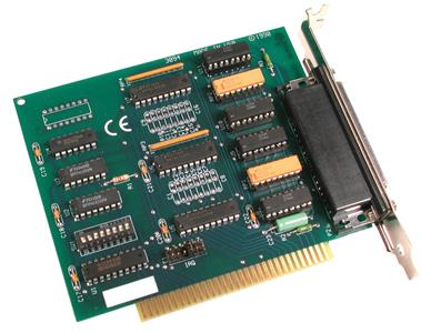3094 Isolated Digital Input ISA Card