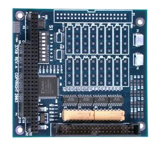 3720 Isolated Digital Input PC104 Module