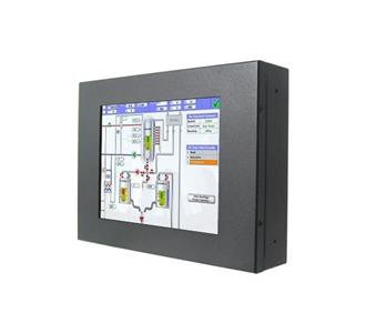 R08T100-CHA1 Wall-mount Industrial LCD Display