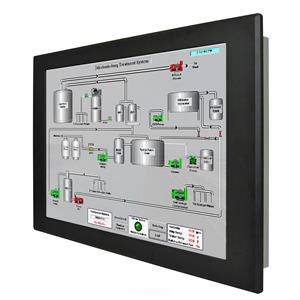 W22L100-IPA3 IP65 Panel-mount LCD Display