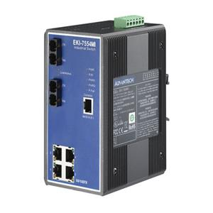 EKI-7554MI Managed Industrial Ethernet Switch